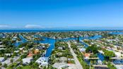 Bimini Bay canals and the Gulf of Mexico beyond - Single Family Home for sale at 602 Baronet Ln, Holmes Beach, FL 34217 - MLS Number is A4447974