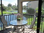 lanai lake view - Condo for sale at 5525 Ashton Lake Dr #5525, Sarasota, FL 34231 - MLS Number is A4451290