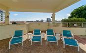 There are times when shade is needed - Condo for sale at 100 Central Ave #A304, Sarasota, FL 34236 - MLS Number is A4458873