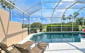 Privacy, golf course & preserve beyond - Villa for sale at 4605 Samoset Dr, Sarasota, FL 34241 - MLS Number is A4463082