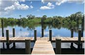 Dock View - Single Family Home for sale at 5485 56th Ct E, Bradenton, FL 34203 - MLS Number is A4463869