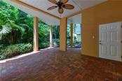 Ground floor covered patio - Single Family Home for sale at 97 52nd St, Holmes Beach, FL 34217 - MLS Number is A4468151