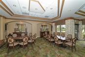 Meeting/Cards or dining room - Villa for sale at 4590 Samoset Dr, Sarasota, FL 34241 - MLS Number is A4471881