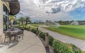 Cocktails at the end of a perfect day or a bogey round of golf. - Villa for sale at 4590 Samoset Dr, Sarasota, FL 34241 - MLS Number is A4471881