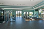 Fitness center at The Retreat - Single Family Home for sale at 14507 Leopard Crk, Lakewood Ranch, FL 34202 - MLS Number is A4478709