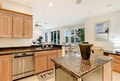 A deep double sink that has amazing views to the water ! - Single Family Home for sale at 501 Cutter Ln, Longboat Key, FL 34228 - MLS Number is A4480484