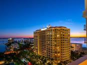 The view from the main balcony.  Stunning sunsets! - Condo for sale at 1111 Ritz Carlton Dr #1506, Sarasota, FL 34236 - MLS Number is A4480943