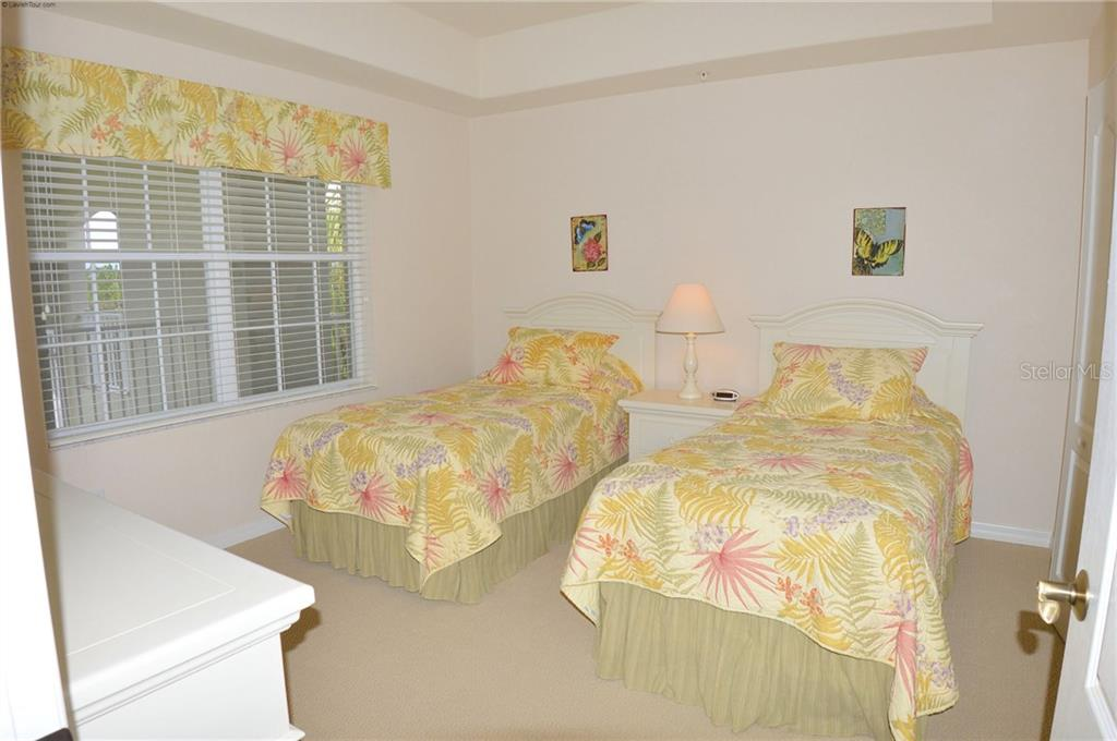 Guest Bedroom - Condo for sale at 1100 San Lino Cir #1134, Venice, FL 34292 - MLS Number is N5910364