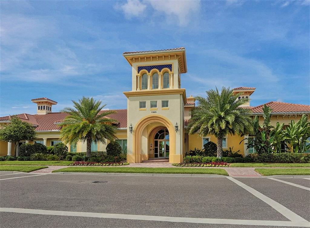 Clubhouse - Single Family Home for sale at 19131 Kirella St, Venice, FL 34293 - MLS Number is N5913074