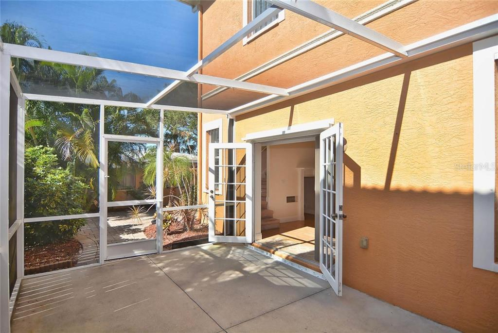 Lanai - Condo for sale at 501 Barcelona Ave #c, Venice, FL 34285 - MLS Number is N5913183