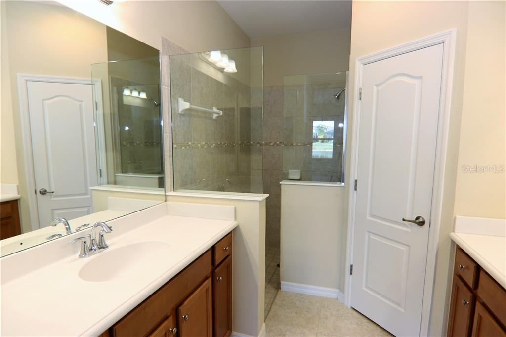 Tile Floors Throughout Living Areas - Villa for sale at 10731 Trophy Dr, Englewood, FL 34223 - MLS Number is N6100149