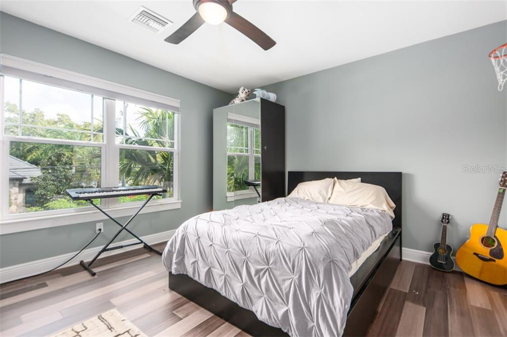 Lots of natural light, New Bamboo Wood Floors , Fresh Paint and Walk in Closet. - Single Family Home for sale at 1716 Arlington St, Sarasota, FL 34239 - MLS Number is N6104891