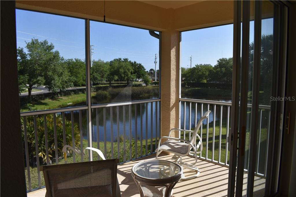 Just look at that view! - Condo for sale at 904 Casa Del Lago Way #904, Venice, FL 34292 - MLS Number is N6105434