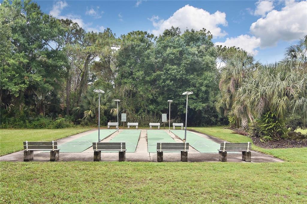 Shuffle board - Single Family Home for sale at 1139 Ketch Ln, Venice, FL 34285 - MLS Number is N6105656
