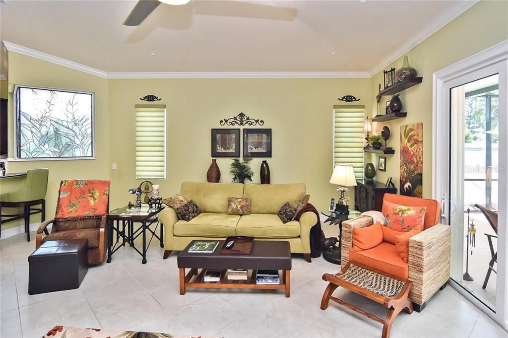 Living room - Single Family Home for sale at 753 Guild Dr, Venice, FL 34285 - MLS Number is N6105757