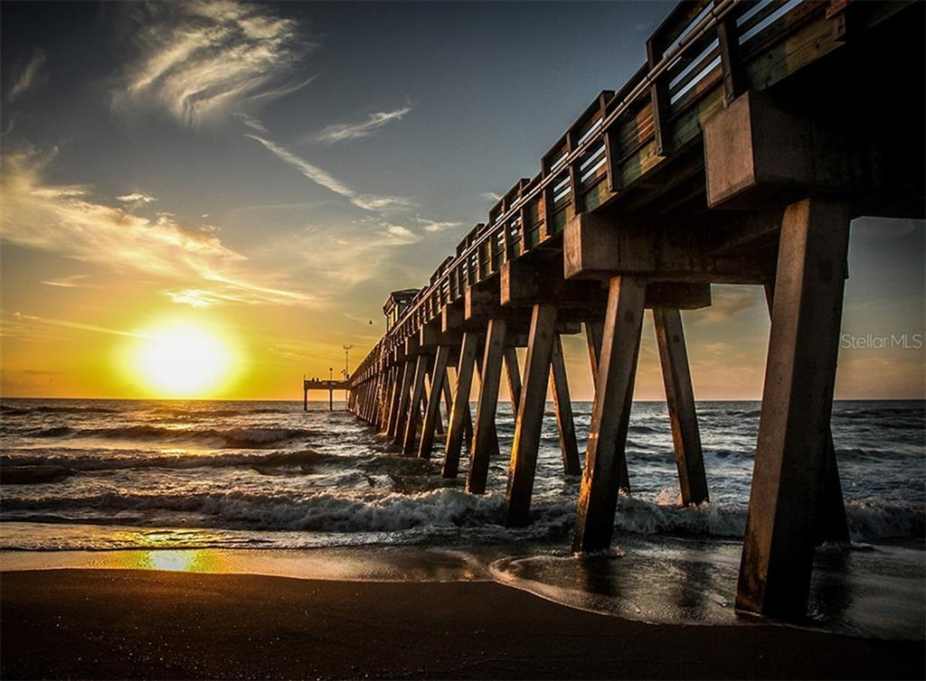 Sunset at Venice Pier - Single Family Home for sale at 189 Portofino Dr, North Venice, FL 34275 - MLS Number is N6106071