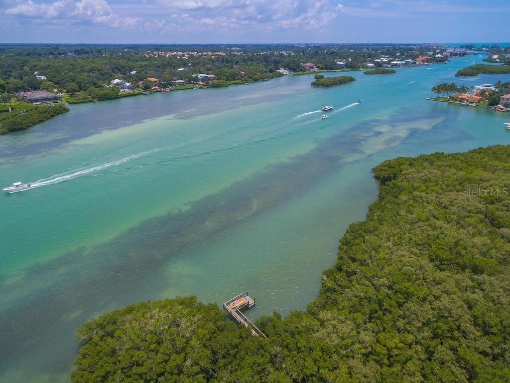 Private Fishing Dock - Single Family Home for sale at 1050 Gulf Winds Way, Nokomis, FL 34275 - MLS Number is N6106314
