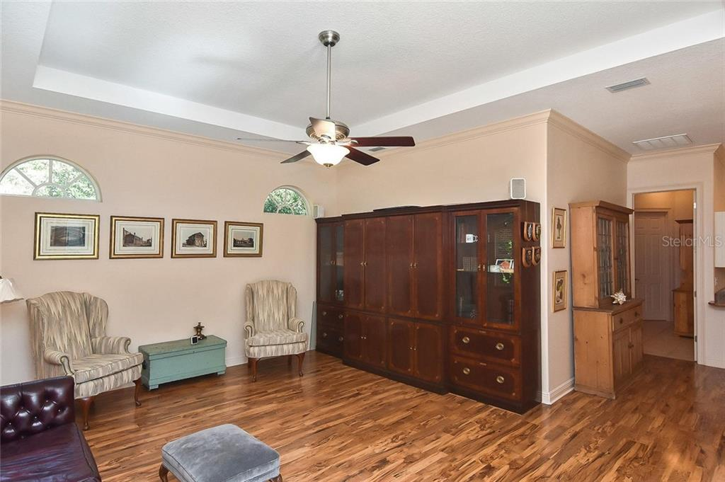 Family Room - Single Family Home for sale at 1709 Hudson St, Englewood, FL 34223 - MLS Number is N6106345