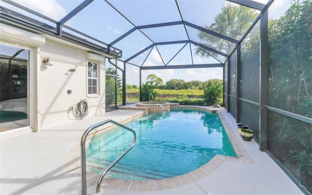 Pool - Single Family Home for sale at 226 Rio Terra, Venice, FL 34285 - MLS Number is N6107320
