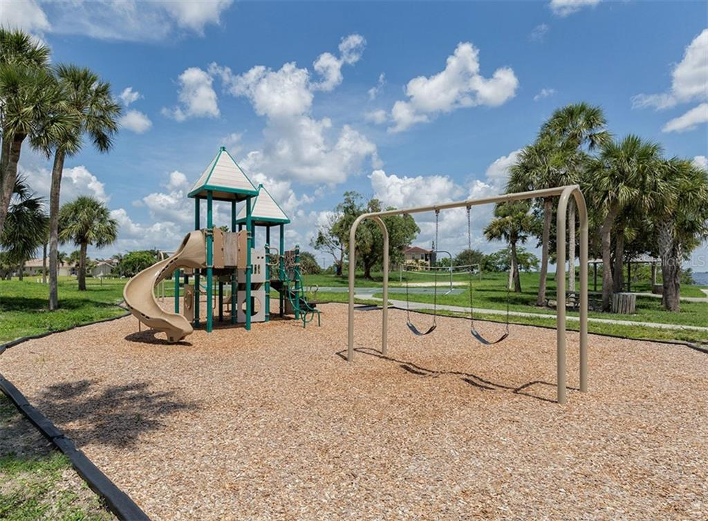 Playground - Single Family Home for sale at 10449 Redondo St, Port Charlotte, FL 33981 - MLS Number is N6107406