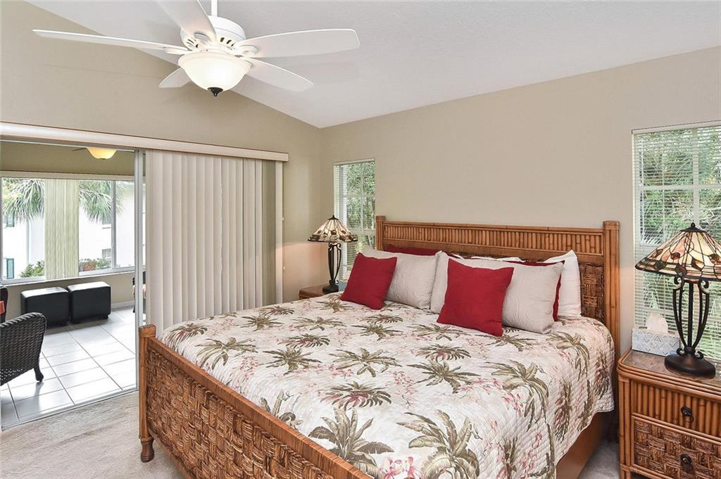 Master bedroom - Condo for sale at 817 Montrose Dr #201, Venice, FL 34293 - MLS Number is N6107943