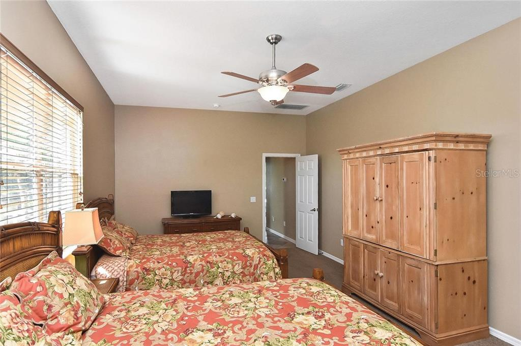 Bedroom - Single Family Home for sale at 321 Dulmer Dr, Nokomis, FL 34275 - MLS Number is N6108685