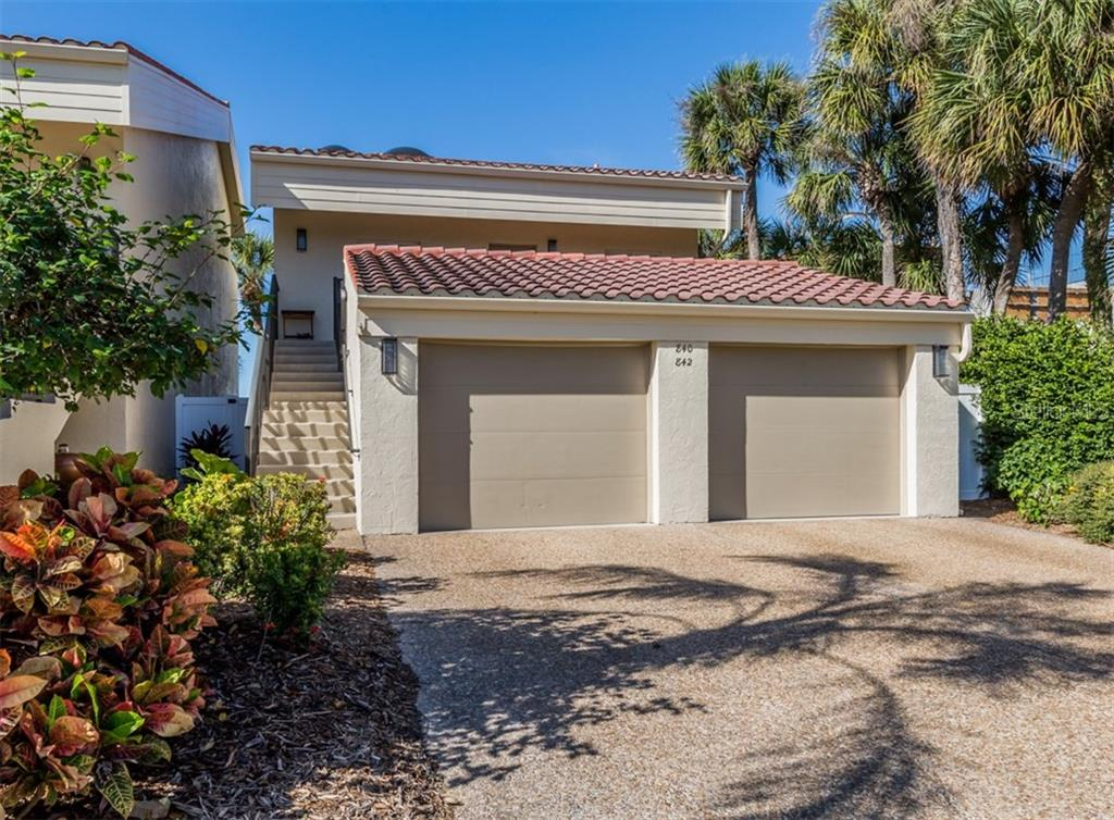 Garage - Condo for sale at 840 Golden Beach Blvd #840, Venice, FL 34285 - MLS Number is N6108717