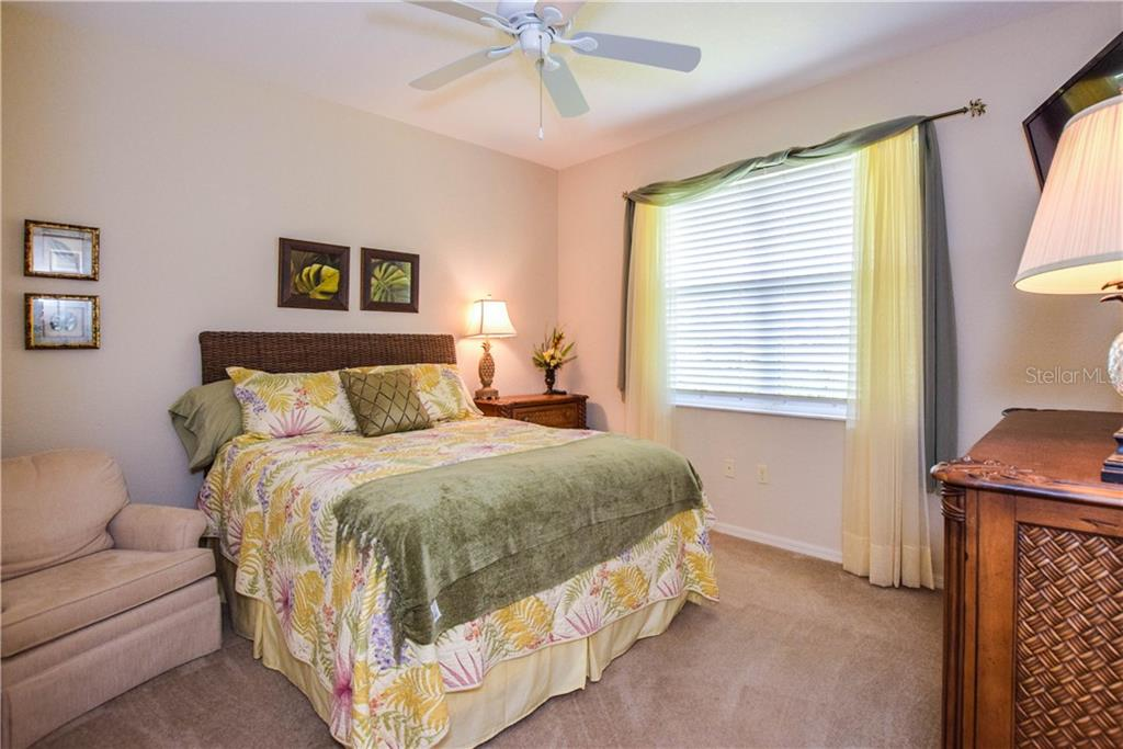 Second bedroom - Single Family Home for sale at 2560 Pebble Creek Pl, Port Charlotte, FL 33948 - MLS Number is N6109100