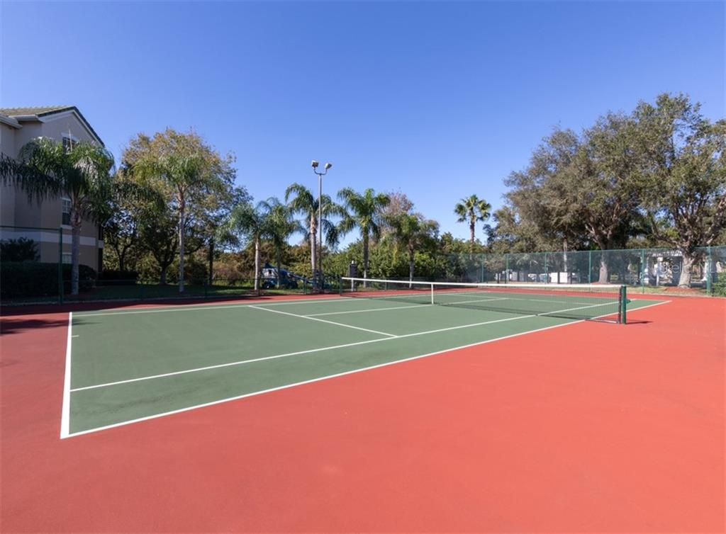 Tennis Court. - Condo for sale at 5180 Northridge Rd #103, Sarasota, FL 34238 - MLS Number is N6113134