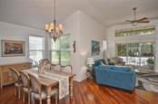 Dining area/great room - Single Family Home for sale at 498 Meadow Sweet Cir, Osprey, FL 34229 - MLS Number is N5914789