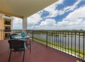 Balcony - Condo for sale at 167 Tampa Ave E #612, Venice, FL 34285 - MLS Number is N6100834