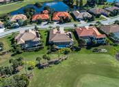 Aerial - Single Family Home for sale at 110 Martellago Dr, North Venice, FL 34275 - MLS Number is N6103159