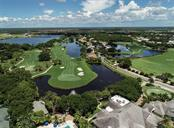 Aerial of golf course - Single Family Home for sale at 129 Wayforest Dr, Venice, FL 34292 - MLS Number is N6105216