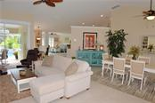 Interior layout - Single Family Home for sale at 537 Lake Of The Woods Dr, Venice, FL 34293 - MLS Number is N6106043