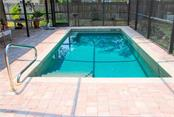 Pool, lanai - Single Family Home for sale at 508 Nassau St S, Venice, FL 34285 - MLS Number is N6109180