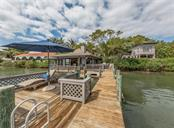Dock lounge area - Single Family Home for sale at 2208 Casey Key Rd, Nokomis, FL 34275 - MLS Number is N6110959