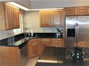 Spacious Kitchen - Villa for sale at 743 Harrington Lake Dr N #29, Venice, FL 34293 - MLS Number is N6111290