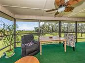 Screened porch - Single Family Home for sale at 9425 Myakka Dr, Venice, FL 34293 - MLS Number is N6112567