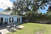 Rear exterior - Single Family Home for sale at 608 Armada Rd S, Venice, FL 34285 - MLS Number is N6112900