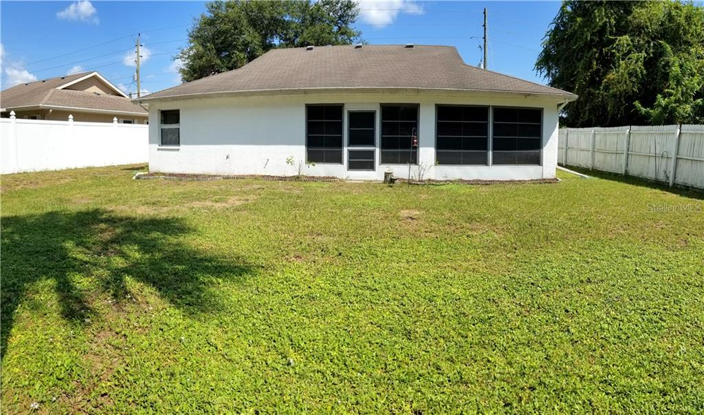 Back - Single Family Home for sale at 236 Cougar Way, Rotonda West, FL 33947 - MLS Number is D6108834