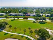 Aerial Rear - Condo for sale at 7070 Fairway Bend Ln #169, Sarasota, FL 34243 - MLS Number is W7807848