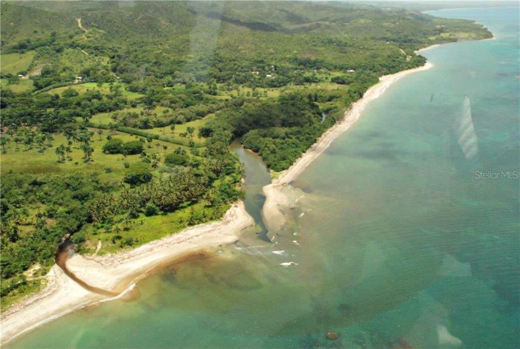 Rio Piedra River flowing into the Atlantic Ocean - Vacant Land for sale at Hwy 5, Magante Dominican Republic, OC 56000 - MLS Number is C7412060