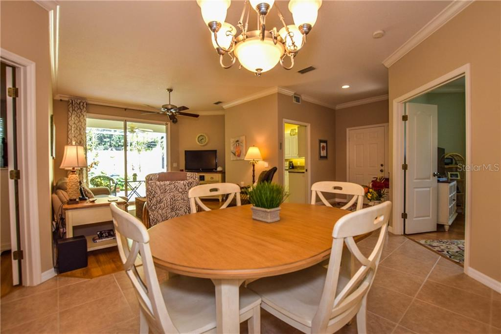 Dining Room To Living