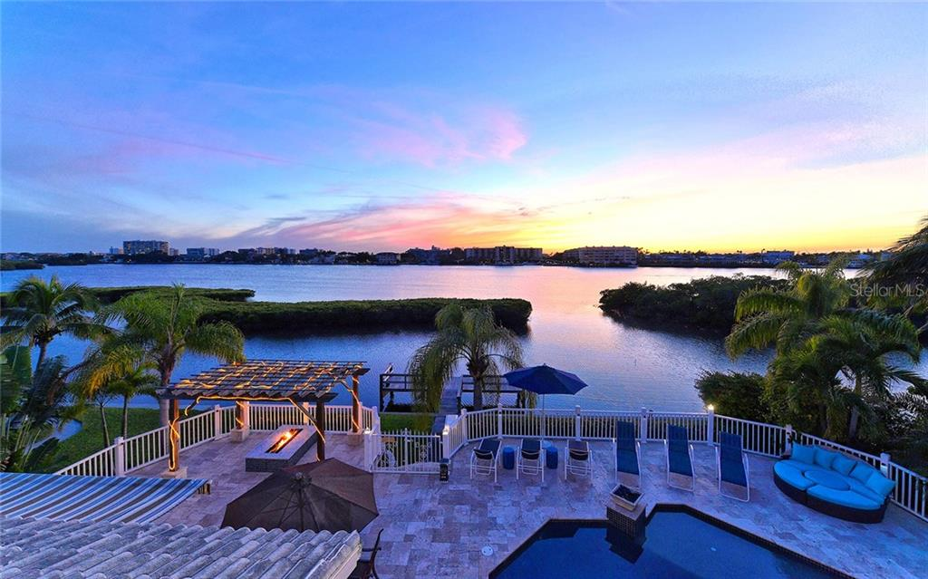 Wow...don't take our word for it let's schedule a time to show you when you can fully appreciate the setting sun! - Single Family Home for sale at 5824 Tidewood Ave, Sarasota, FL 34231 - MLS Number is A4205461