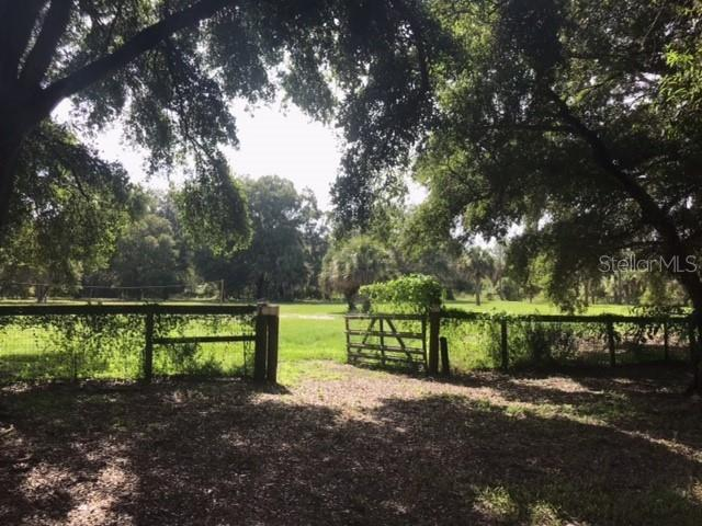Each fenced area had it's own gate. - Single Family Home for sale at 2045 Frederick Dr, Venice, FL 34292 - MLS Number is A4416740