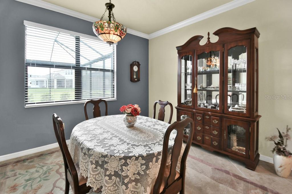 Dining Room - Single Family Home for sale at 2937 Desert Plain Cv, Lakewood Ranch, FL 34211 - MLS Number is A4431016
