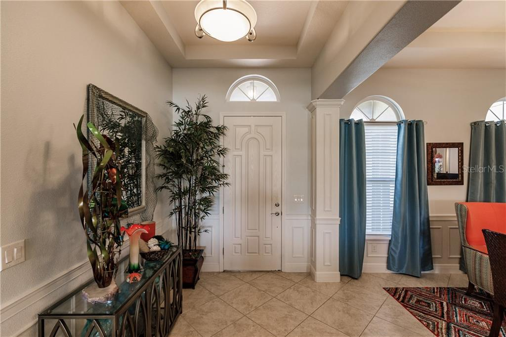 Gracious entry with so many pretty upgrades. - Single Family Home for sale at 17006 1st Dr E, Bradenton, FL 34212 - MLS Number is A4432830