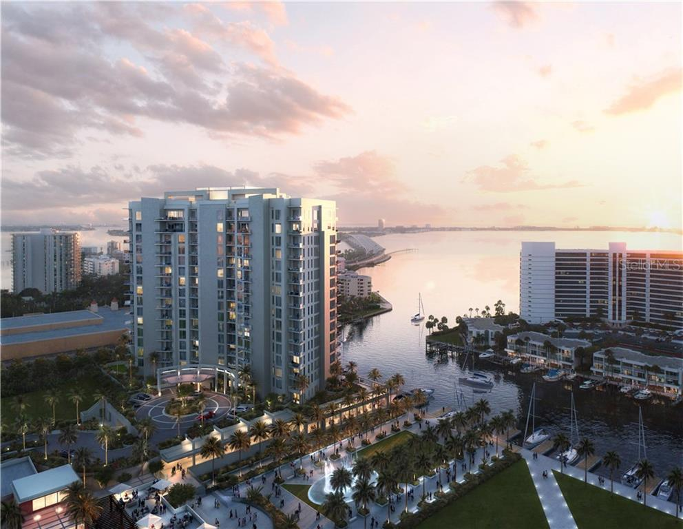 Condo for sale at 200 Quay Commons #1402, Sarasota, FL 34236 - MLS Number is A4437270