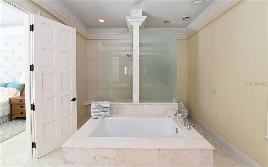 Master bathroom - Single Family Home for sale at 65 Lighthouse Point Dr, Longboat Key, FL 34228 - MLS Number is A4438181