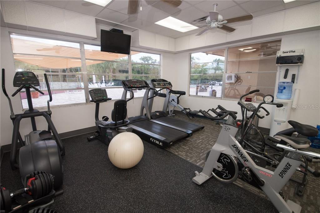 Heated community pool. - Condo for sale at 4001 Catalina Dr, Bradenton, FL 34210 - MLS Number is A4443126